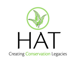 HAT logo creating_conservation_legacies_w_white_space
